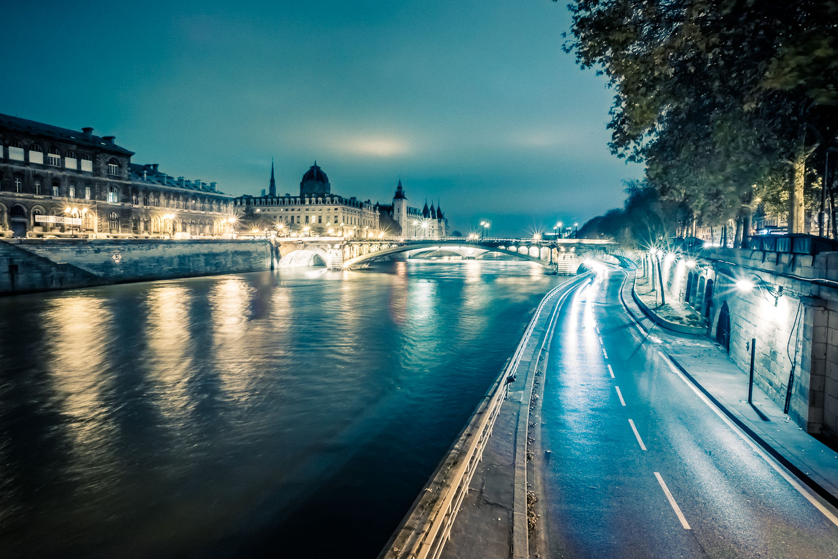 001_Paris by D800_La Seine