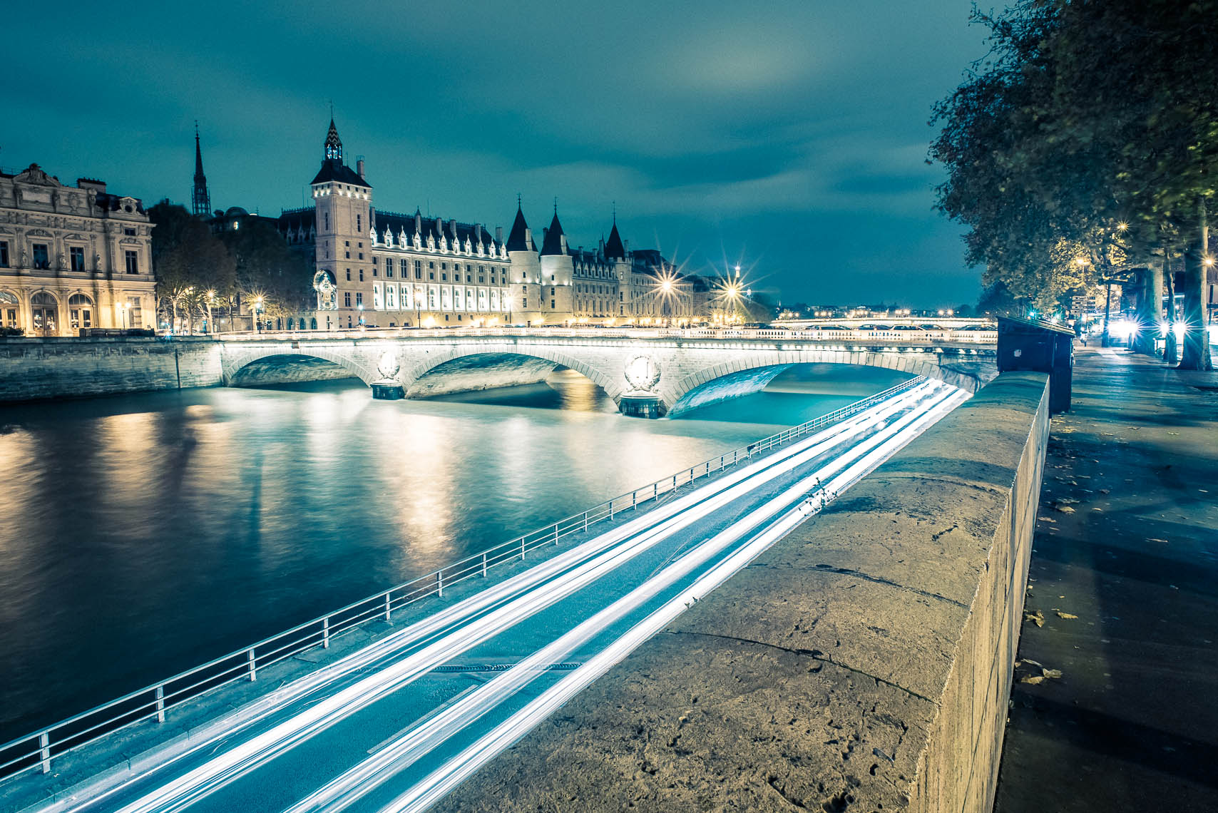025_Paris by D800_La Seine